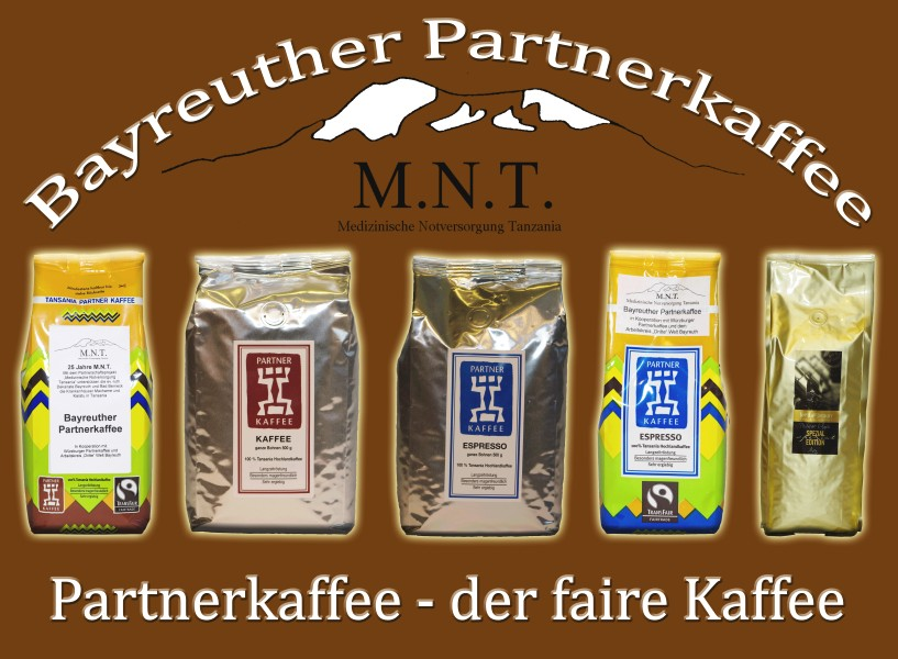 Angebot Bayreuther Partnerkaffee